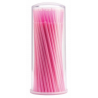 Applicators and brushes Pink Micro-brushes - 100 szt Lashes Mania 16.99 - 1