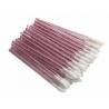Applicators and brushes Velour applicators colour purple glitter- 50 szt Lashes Mania 9.989999 - 1