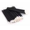 Aplikatory i szczoteczki Aplikatory welurowe kolor czarny - 50 szt Lashes Mania 8.99 - 1