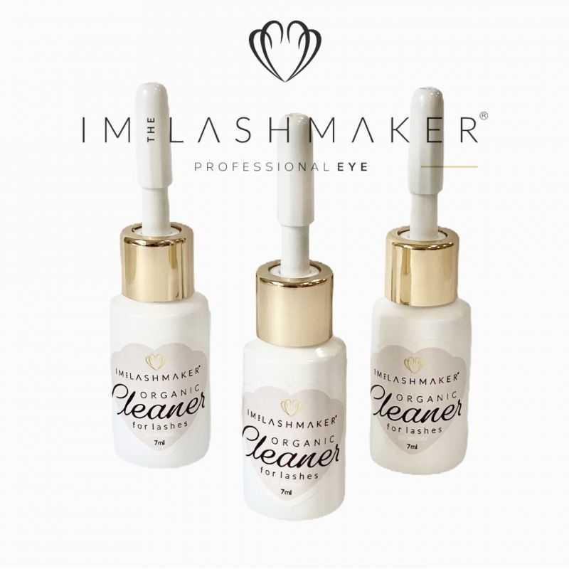 Preparaty Organic Cleaner firmy ImTheLashmaker ImtheLashMaker 25 - 1