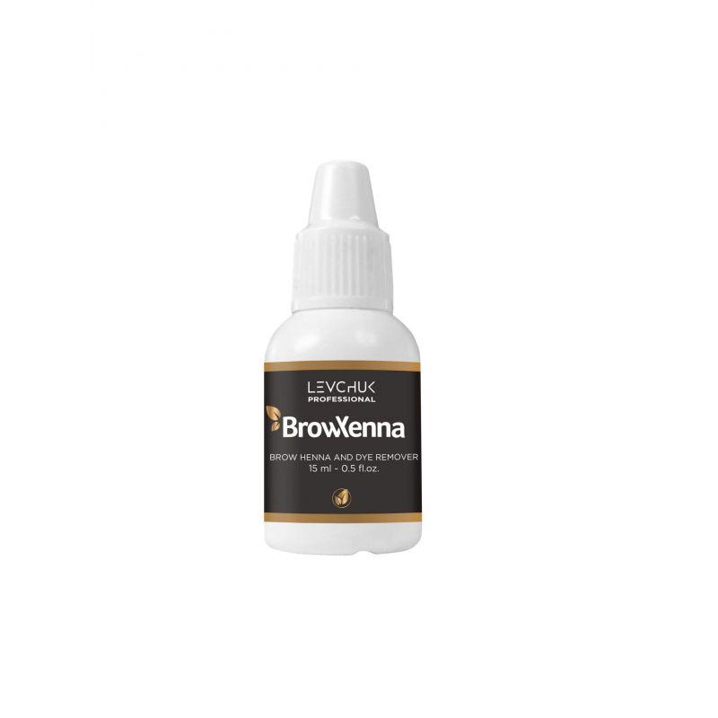 Henna i lifting Dye Remover firmy BrowXenna Brow Xenna 89.38 - 1