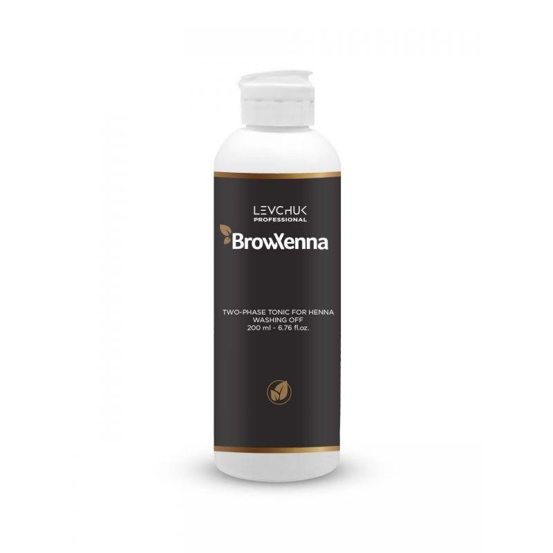 Henna i lifting Dwufazowy Tonik firmy BrowXenna 200 ml Brow Xenna 122.18 - 1
