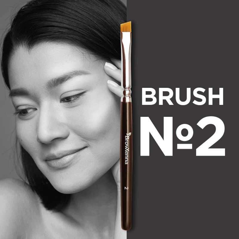 Henna Brush  from BrowXenna no. 2 Brow Xenna 66.000001 - 1