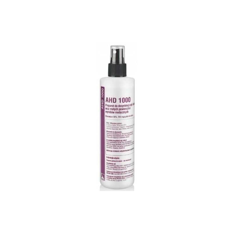 Preparaty AHD 1000 Płyn do dezynfekcji 250 ml Lashes Mania 29.99 - 1