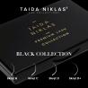 Rzęsy w paletkach CZARNE MATOWE Rzęsy firmy Taida Niklas - objętościowe Taida Niklas™ 50.915 - 3